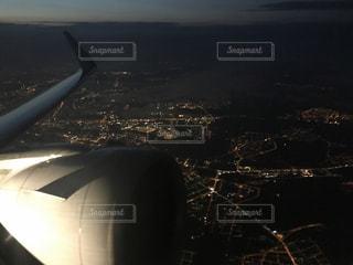 機窓の写真・画像素材[729730]