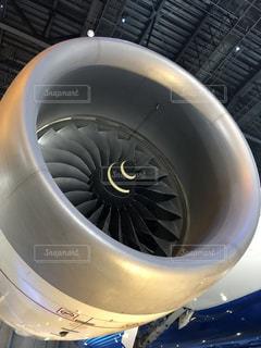 エンジンの写真・画像素材[1553410]