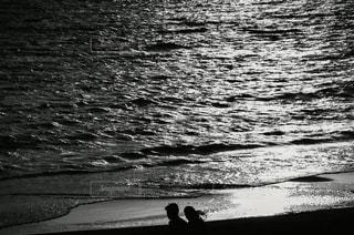 静かな時間の写真・画像素材[1594780]