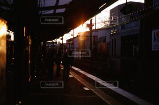 駅の写真・画像素材[324428]