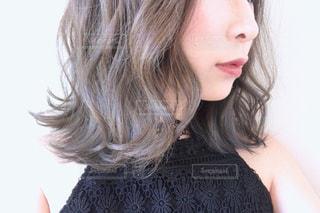 巻き髪の写真・画像素材[1204521]