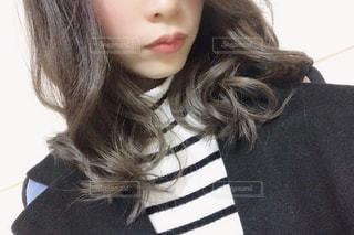 巻き髪の写真・画像素材[1718762]