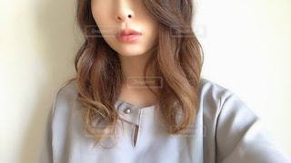 巻き髪の写真・画像素材[2235392]