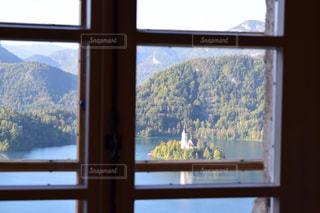 窓からの眺めの写真・画像素材[1603134]