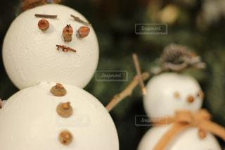公園,冬,雪,イルミネーション,クリスマス,雪だるま