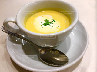 スープの写真・画像素材[724633]
