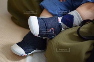 赤ん坊の靴 - No.728374