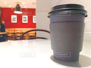 カフェの写真・画像素材[728503]