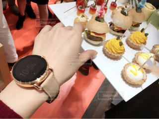 プチケーキの写真・画像素材[729841]