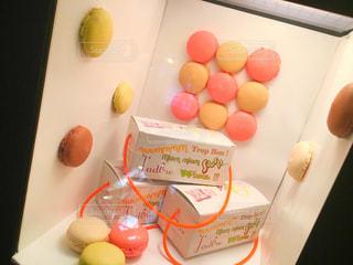 食品のボックスの写真・画像素材[761881]