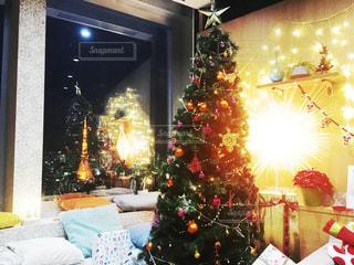 クリスマスツリーの写真・画像素材[927049]