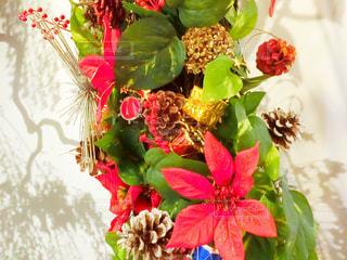 花瓶の花束の写真・画像素材[928973]