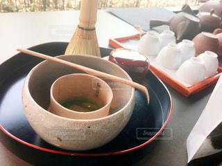 一杯のお茶の写真・画像素材[978135]