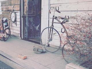 レトロな自転車 - No.1001888