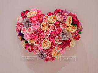 近くの花のアップの写真・画像素材[1002417]
