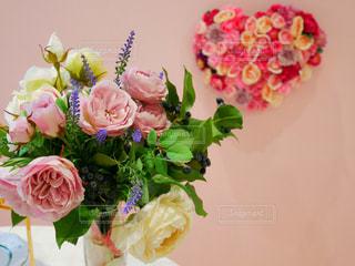 花の花束の写真・画像素材[1013036]
