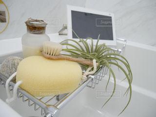 お風呂場の写真・画像素材[1033501]