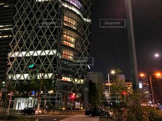 夜の街の写真・画像素材[1117862]