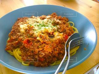 皿のご飯肉と野菜料理 - No.1133747
