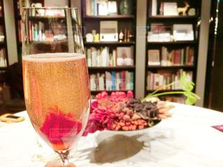 ワインのガラスの写真・画像素材[1275023]