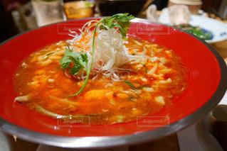 中華料理のボウルの写真・画像素材[1401279]
