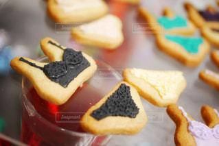 ランジェリーのクッキーの写真・画像素材[1508874]