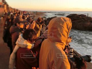 ビーチの人々 のグループの写真・画像素材[1701846]