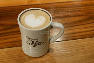 ハートのコーヒーの写真・画像素材[1774307]