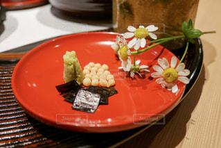 お茶漬けの入れる調味料の写真・画像素材[2251330]
