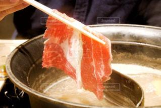 スープとスプーン1杯の写真・画像素材[2276218]