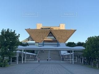 東京ビッグサイト・国際展示場の写真・画像素材[2418050]