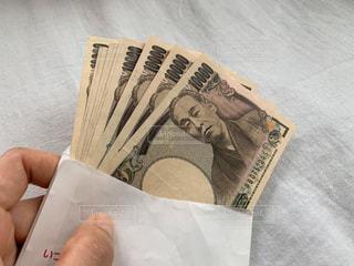お金のクローズアップの写真・画像素材[3398103]