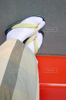 袋のクローズアップの写真・画像素材[3440176]