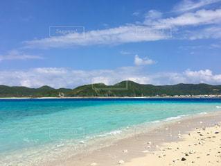 沖縄、安慶名敷島ですの写真・画像素材[2804779]