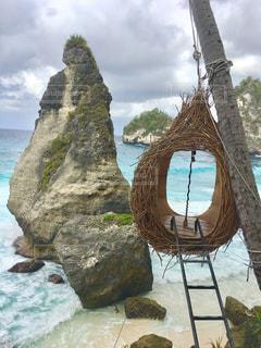 バリ島ヌサペニダのアトゥービーチの写真・画像素材[2937408]