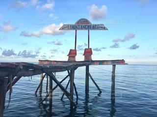 海外の桟橋の写真・画像素材[2952653]