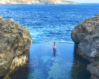 インドネシア、ヌサペニダ島の写真・画像素材[2952675]