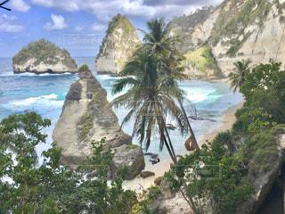 インドネシア、ヌサペニダ島の写真・画像素材[2952796]