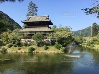 岩国城の写真・画像素材[3635679]