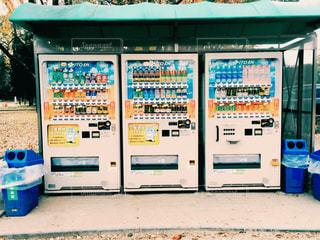 自動販売機の写真・画像素材[362298]