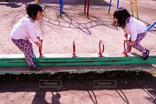 公園の遊具 - No.399176