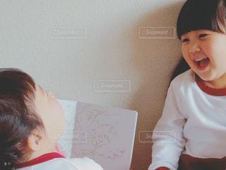 子供の日常の風景の写真・画像素材[440758]