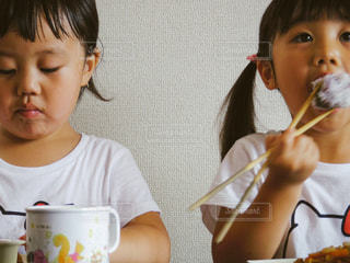 お昼ごはんの写真・画像素材[730016]