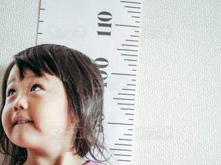 身長測定の写真・画像素材[846275]