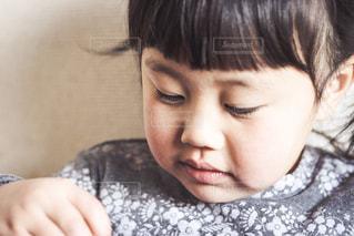 子どもの日常の写真・画像素材[1003370]