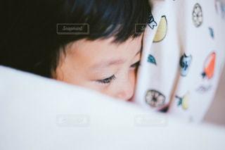 悲しい顔の写真・画像素材[1322532]