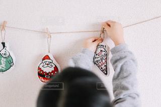 クリスマスの飾りつけの写真・画像素材[1662564]