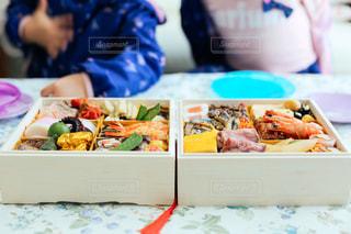 おせち料理の写真・画像素材[2840554]