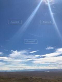 青空の写真・画像素材[3693554]