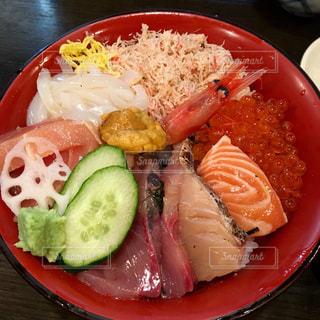 海鮮丼の写真・画像素材[276250]